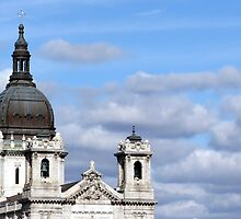 Basilica of St. Mary by GraffitiSky