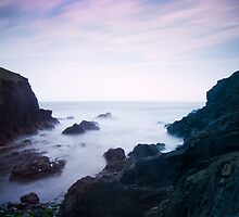 Holseer Cove, The Lizard, Cornwall,UK by David-J