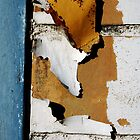 Paint Flaps by Peter Baglia