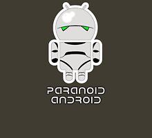 PARANOID ANDROID Unisex T-Shirt