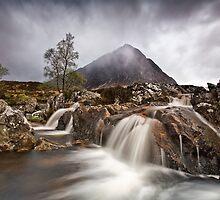 The Misty Mountain by GaryMcParland