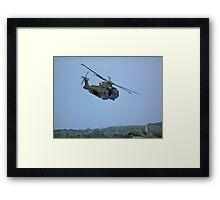 EH-101 MERLIN Framed Print