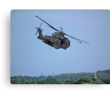 EH-101 MERLIN Canvas Print