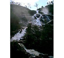 St Columbia Falls Photographic Print