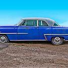 1952 Chrysler Windsor Deluxe 2-Door by Bryan D. Spellman