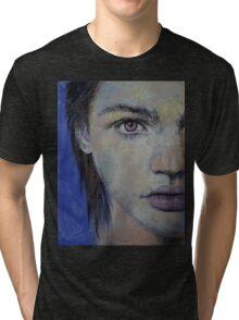 Violet Tri-blend T-Shirt