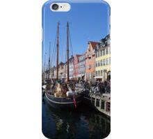 Nyhavn, Copenhagen iPhone Case/Skin