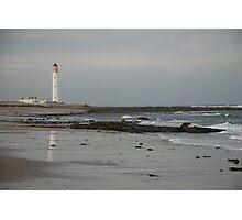 Barnes Ness Lighthouse,  Photographic Print