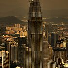 KL from Above by Chris Cherry