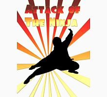 Attack of the Ninja Unisex T-Shirt