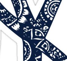 Yankee Doodle Logo Sticker