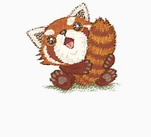 Red panda which holds a tail T-Shirt
