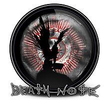 Deathnote Photographic Print