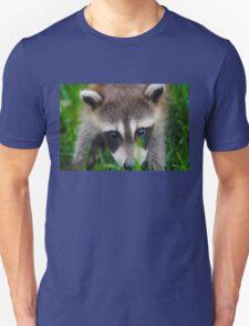 cute raccoon Unisex T-Shirt