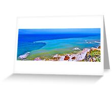 Cabo da Roca Greeting Card