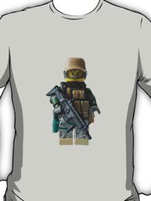 Modern Military Fox T-Shirt