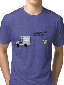 Sacrifices: eBay Store Owner Tri-blend T-Shirt