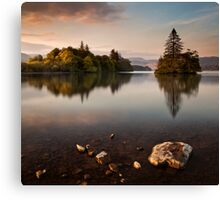 Lough Eske Calm Canvas Print