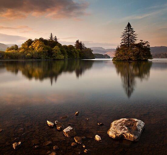 Lough Eske Calm by GaryMcParland