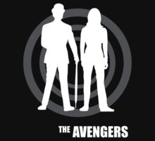 The Avengers - Emma Peel & John Steed by Aaricia