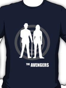 The Avengers - Emma Peel & John Steed T-Shirt