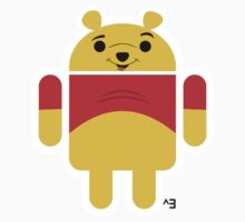 Winnie the Droid (no text) Kids Clothes