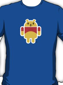 Winnie the Droid (no text) T-Shirt