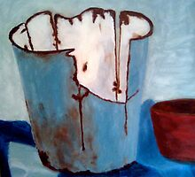 """The Rusty old Bucket"" by Gabriella Nilsson"