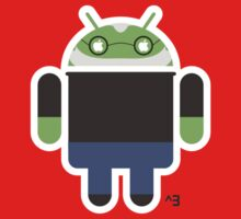 Android Jobs (no text) Kids Clothes
