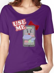 Use Me Women's Relaxed Fit T-Shirt