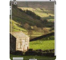 Yorkshire Dales Stone Barn iPad Case/Skin