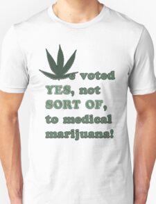 Medical Marijuana Tee T-Shirt
