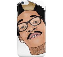 Wiz Khalifa iPhone Case/Skin