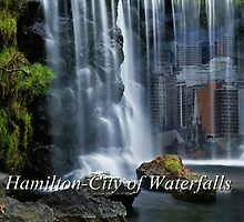 City of Waterfalls Sample by deb cole