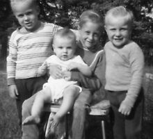 My 4 Sons by MaeBelle