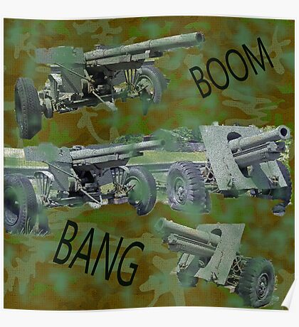 Big Boomers Poster