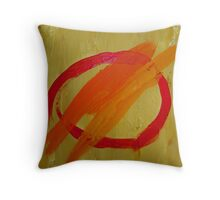 If There's No Yellow in Heaven, I Ain't Goin' Throw Pillow