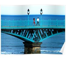 Cliff Bridge Poster