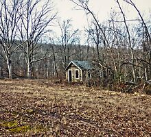 Old House by Susan S. Kline