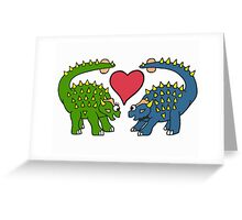 A Love for the Ages Greeting Card