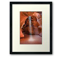 Upper Antelope Canyon #1 Framed Print