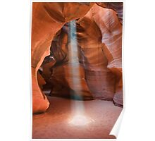 Upper Antelope Canyon #1 Poster