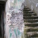 stairway to.. by Oil Water Artt
