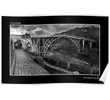 The Iron Bridge Poster