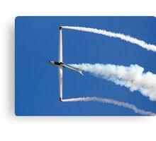 Glider at Avalon 2011 Air Show Canvas Print