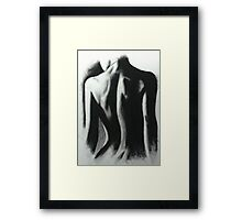 Raw Elegance  Framed Print