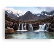 The Fairy Pools, Isle of Skye Canvas Print