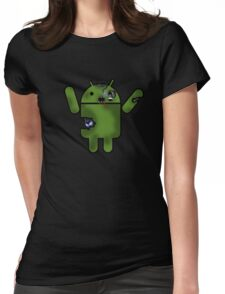 Zomboid Womens Fitted T-Shirt