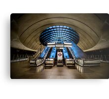 Bound For The Underground Metal Print