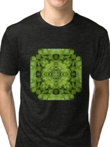 Mint Mandala Tri-blend T-Shirt